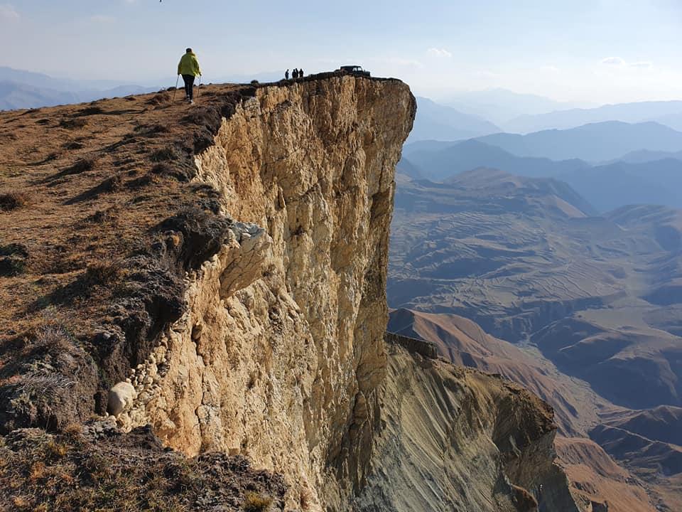 гора Маяк