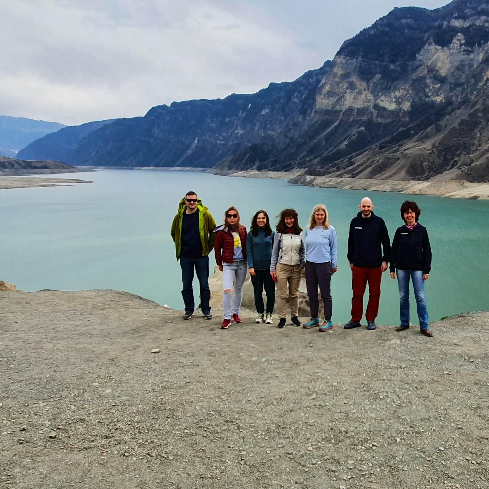 Дагестан озеро