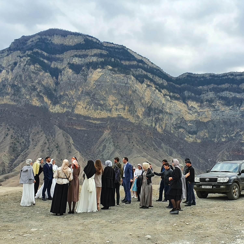 Дагестан свадьба