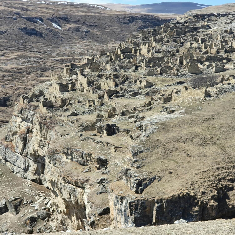 Дагестан развалины